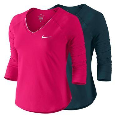 Nike Pure 3/4 Sleeve Top
