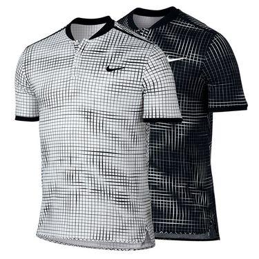 Nike Court Advantage Printed Polo