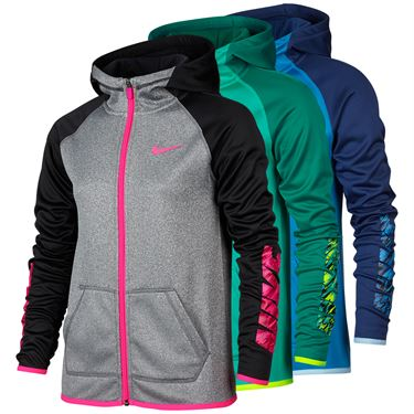 Nike Girls Therma Training Hoodie