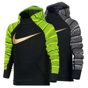Nike Boys Therma Training Swoosh Hoodie