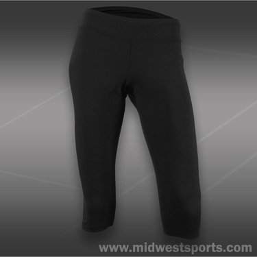 Fila Essenza Lux Tight Capri-Black