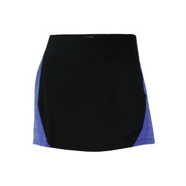 Fila Thrive Skirt - Black/Amparo Blue Digital Sand Print