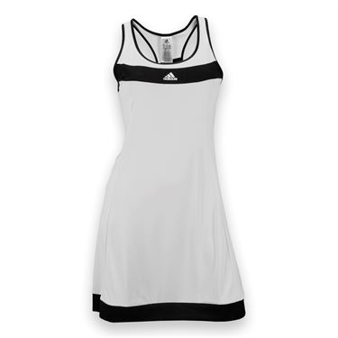 adidas Galaxy Dress-White