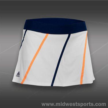 adidas Roland Garros Skirt-White