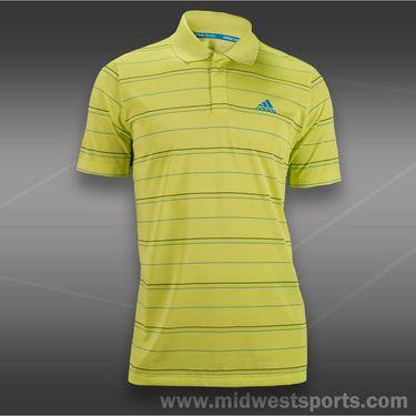 adidas Stripe Polo-Bahia Glow