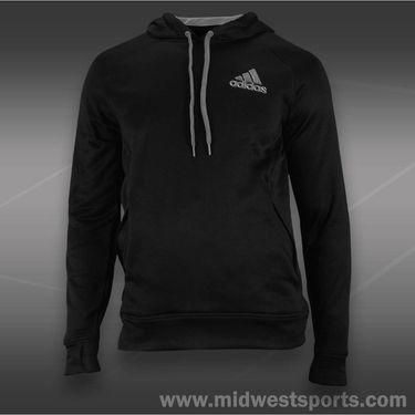 adidas Ultra Fleece PO Hoody-Black