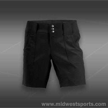 JoFit Redondo Beach Belted Golf Short-Black