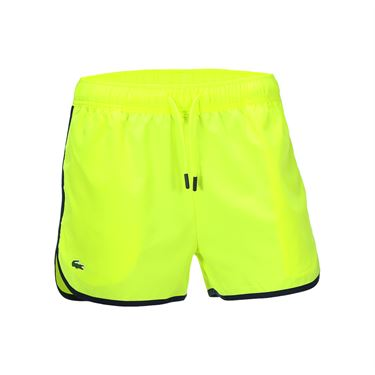 Lacoste Technical Drawstring Short-Fluorescent Yellow