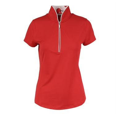 Jofit Barossa Tapered Collar Golf Polo - Lipstick