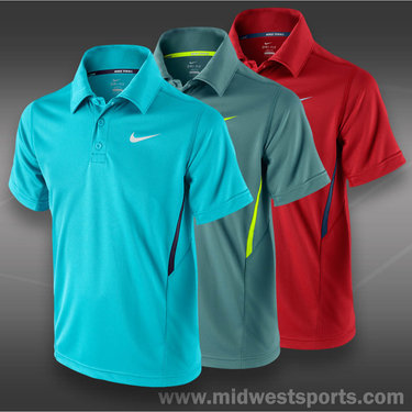 Nike Boys NET UV Polo