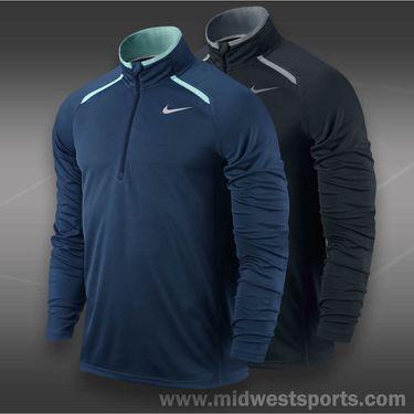 Nike 1/2 Zip Long Sleeve Top