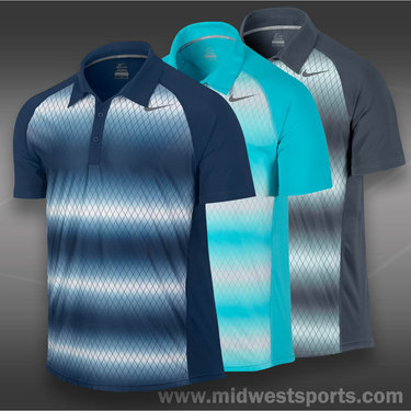 Nike Advantage UV Graphic Polo