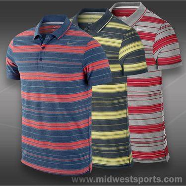 Nike Vapor Touch Stripe Polo