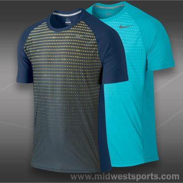 Nike Advantage UV Graphic Crew