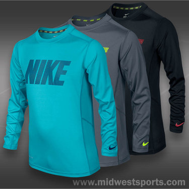 Nike Boys Speed Fly GFX Long Sleeve