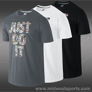 Nike Sticker T-Shirt
