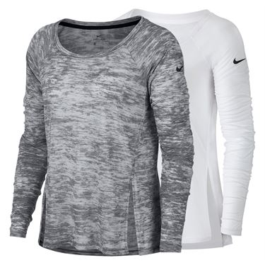 Nike Breathe Long Sleeve Training Top