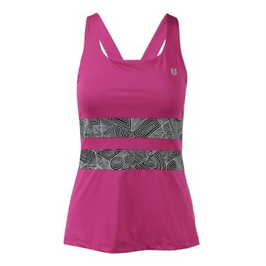 Eleven Intrepid Excel Tank - Boysenberry