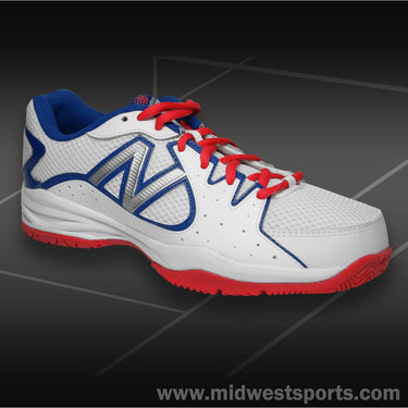 New Balance KC786PP Junior Tennis Shoe