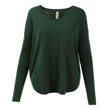 Lole Martha Sweater - Forest Green