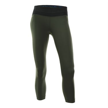Lole Motion Crop Pant - Forest Green