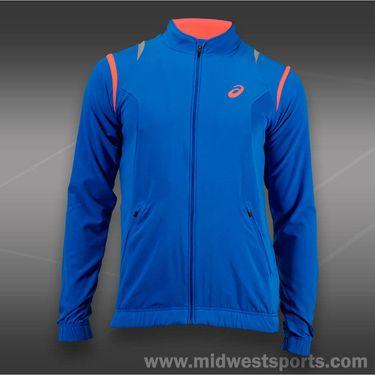 Asics Resolution Jacket-Blue