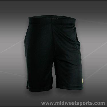 Asics 10 Inch Knit Short-Black