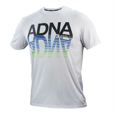 Athletic DNA Graphic Tee - White
