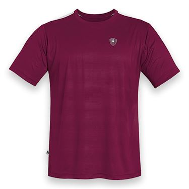 DUC Traction Tennis Crew - Maroon/White