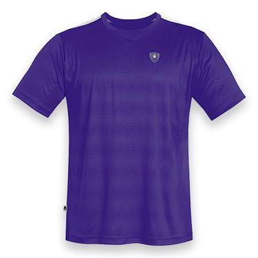 DUC Traction Tennis Crew - Purple/White