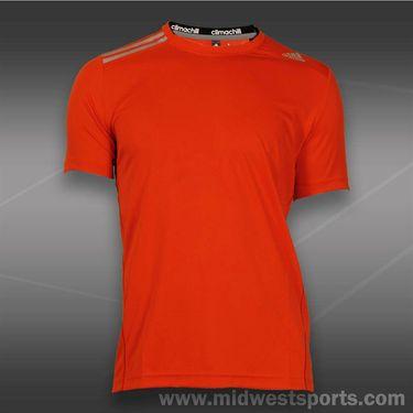 adidas Clima Chill Crew-Orange, M31211