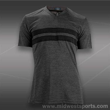 adidas Andy Murray Barricade Shirt-Dark Grey Heather, M32817