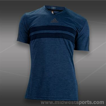 adidas Andy Murray Barricade Shirt -Blue, M32818