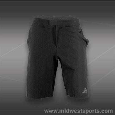 adidas Andy Murray Barricade Bermuda Short-Grey/Black, M32907