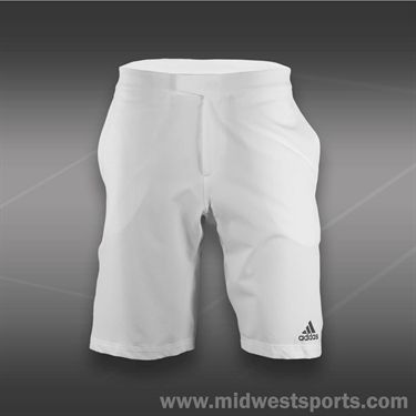 adidas Andy Murray Barricade Bermuda Short -White, M60899