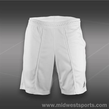 adidas Barricade Short -White, M60904