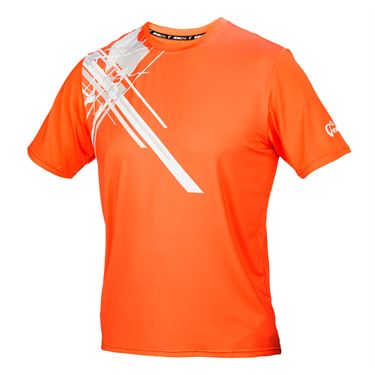 Athletic DNA Match Armor Crew - Orange