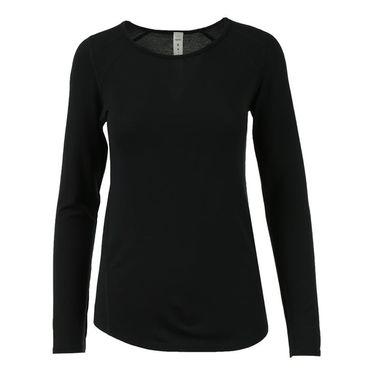 Tonic Volley Long Sleeve Shirt - Black