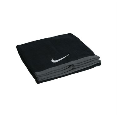Nike Fundamental Towel - Black/White