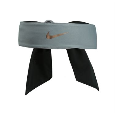 Nike Dri Fit Head Tie 2.0 - Cool Grey/Black/Iridescent