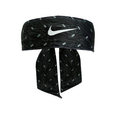Nike Printed Head Tie 2.0 - Black/Anthracite