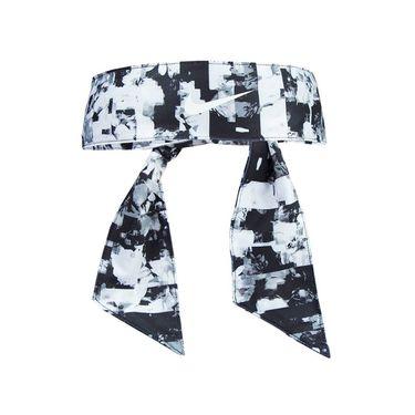Nike Printed Dri Fit Head Tie 2.0 - Black