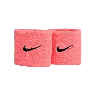 Nike Tennis Premier Wristbands - Lava Glow/Black