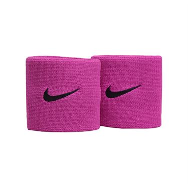 Nike Tennis Premier Wristband - Fire Pink/Purple Dynasty