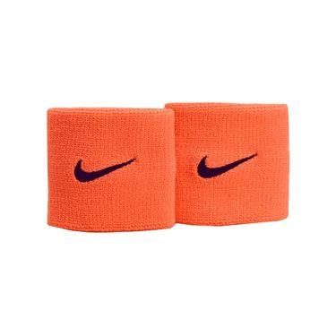 Nike Tennis Premier Wristband - Bright Mango/Purple Dynasty