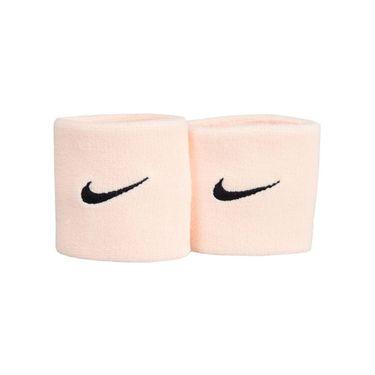 Nike Tennis Premier Wristbands - Crimson Tint/Black