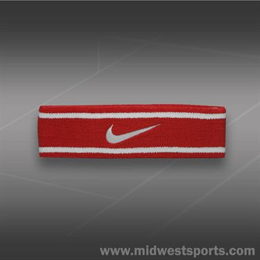 Nike Dri Fit Headband-Varsity Red