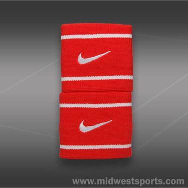 Nike Dri-FIT Wristband-Light Crimson