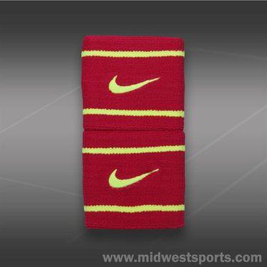 Nike Dri Fit Wristbands-Fuchsia Force/Volt