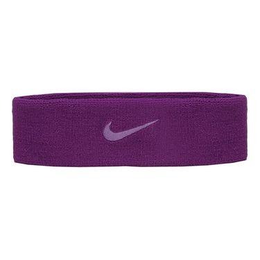 Nike Dri Fit Headband 2.0 - Bold Berry/Purple Stardust